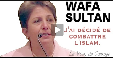 Wafa Sultan : « J'ai décidé de combattre l'islam», la vidéo en version française - 6123894616